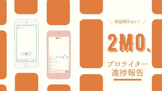 【2か月経過】ブログ・ライティング・SNSの進捗発表!【収益開示あり】
