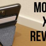 【写真付きで解説】MOFT Xのすすめ スマホを更に便利に、美しく使うことができるおススメガジェット